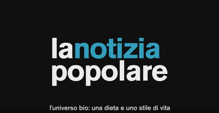 NotiziaPopolareBio x